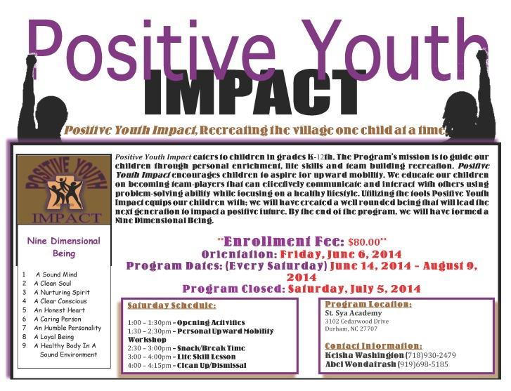 Saturday Enrichment SUMMER 2014